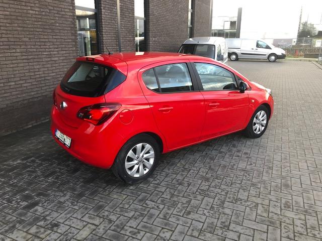 Opel Corsa E 1.2i '2017' met Airco / Garantie