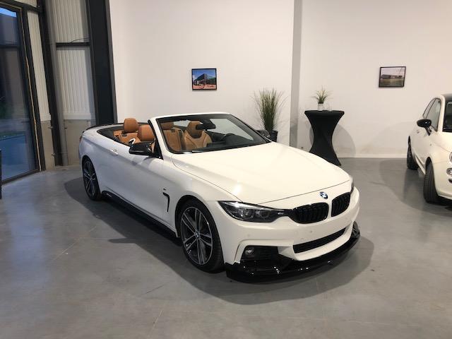 BMW 420i Cabrio // M-Performance // Full Option