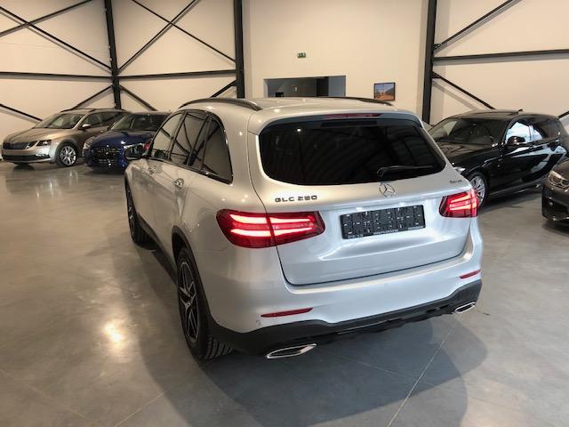 Mercedes GLC 250 AMG-Line 4Matic Full Option met Garantie