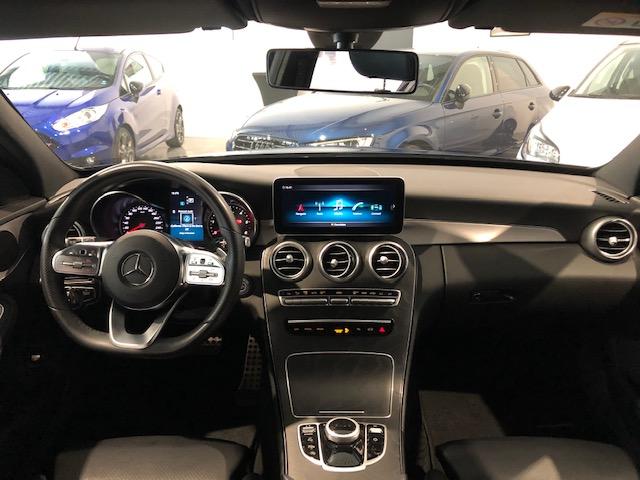 Mercedes C200 Break AMG-Line met Garantie