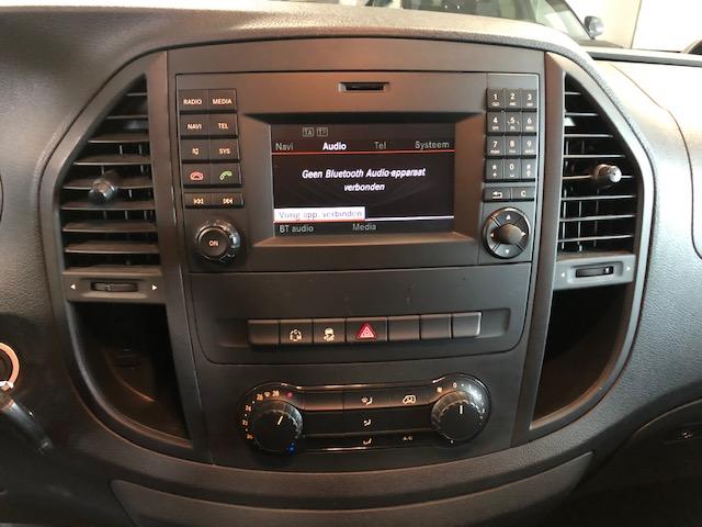 Mercedes Vito 114d Automaat '2016' met Garantie