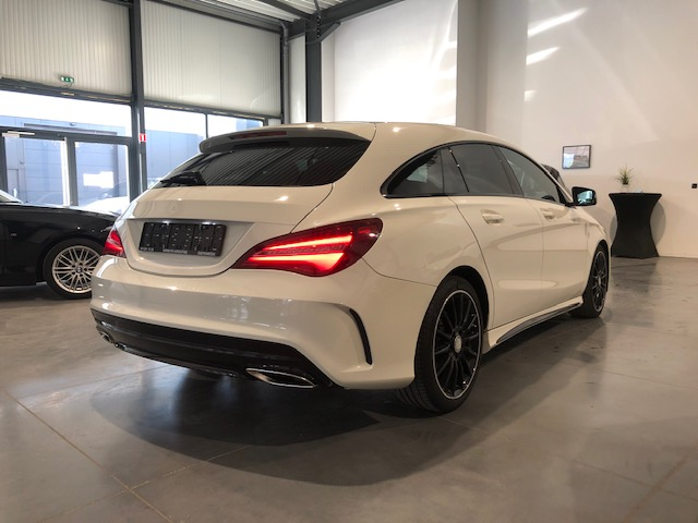 Mercedes Cla 200 Shooting Brake AMG-Line met Garantie